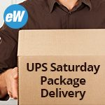 UPS Will Deliver Packages On Saturdays