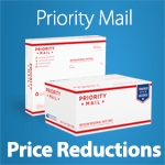 September 2014 Price Reductions to USPS Priority Mail