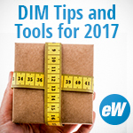 Dimensional Weight Calculator Update for 2017