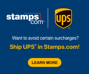 Ship UPS on Stamps.com